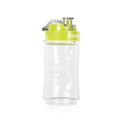 Duronic 400 CR/GN Botella de Agua Deportiva Niños de Recambio para la Batidora de