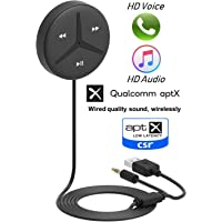 Aston SoundTek A2+ Aux Bluetooth Receiver Bluetooth Adaptor for Car and Truck Handsfree Call & Wireless Music Streaming…