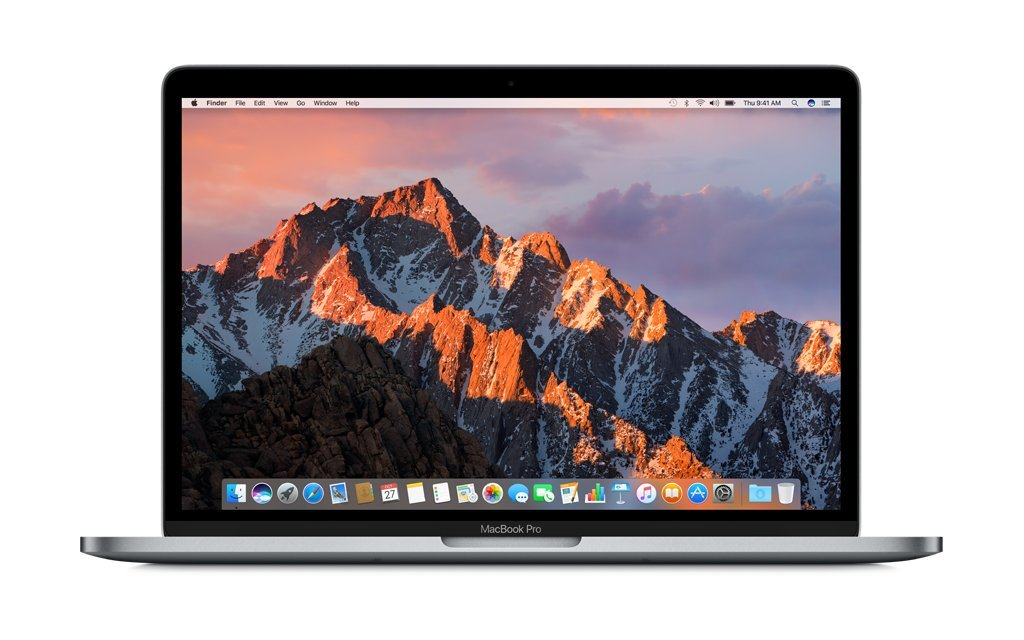 Apple MPDK2LL/A 13'' MacBook Pro, Retina, Touch Bar, 3.3GHz Intel i7 Dual Core, 16GB RAM, 512GB PCIe SSD, Intel Iris 550 Graphics, Space Gray by Apple (Image #1)