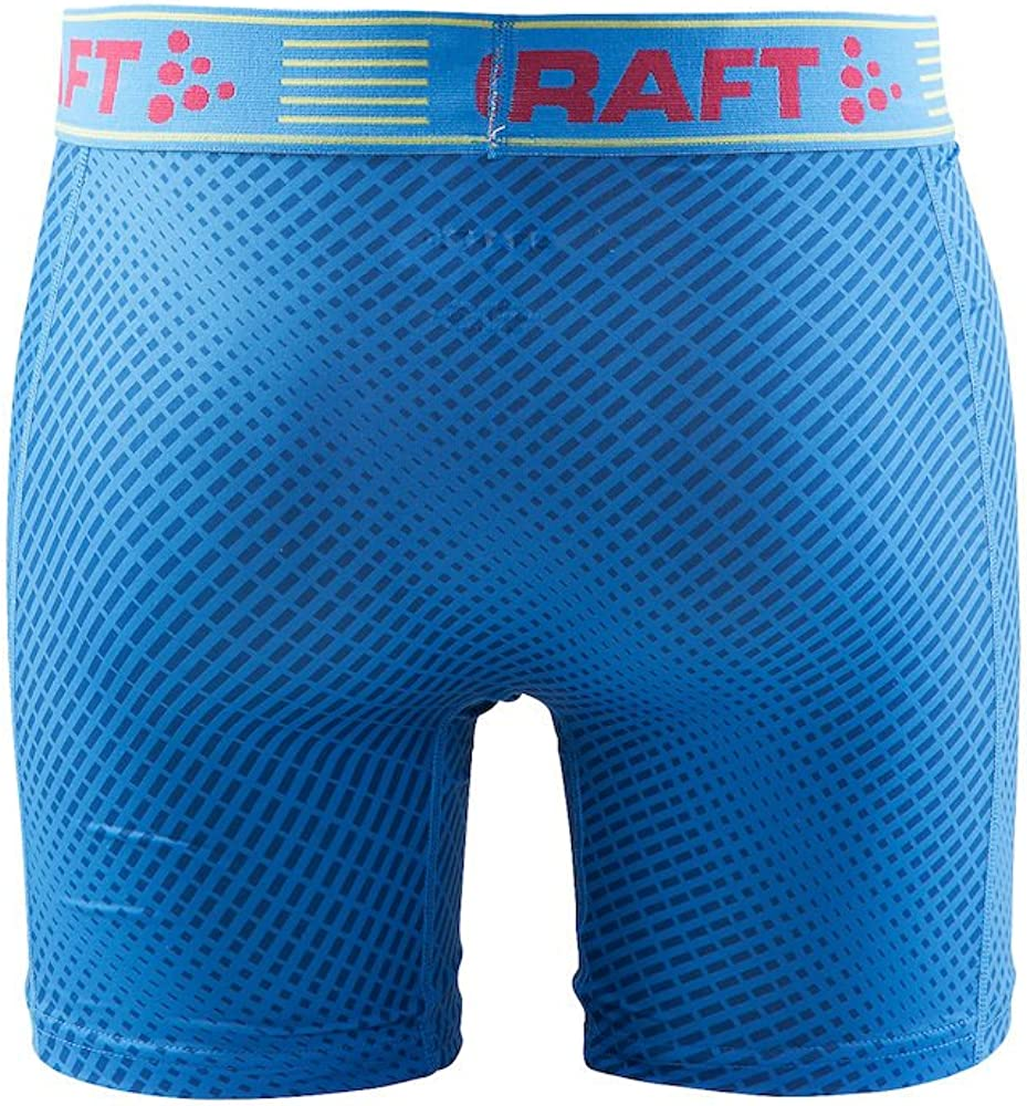 Craft Uomo Greatness Boxer 6-inch M Unterhose Blu