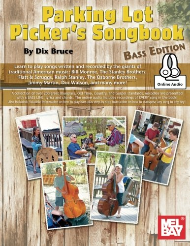 - Parking Lot Picker's Songbook: Bass Edition