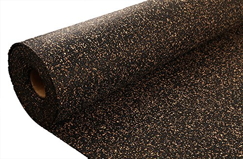 IncStores AcoustiCORK Underlayment - Ideal Subfloor for H...