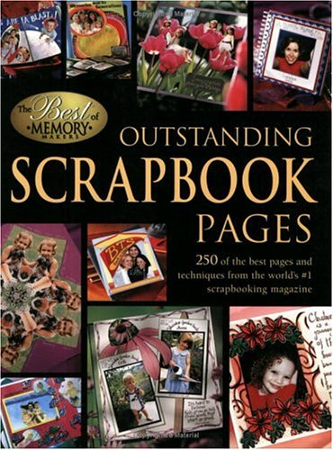 Outstanding Scrapbook Pages