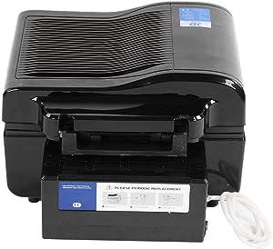 Heat Printing Vacuum Machine,St3042 3 Multifunctional Dimensional Vacuum Heat Press Transfer Printing Machine for Phone Case Cup Crystal Ornament Transfer Equipment(US:110V)