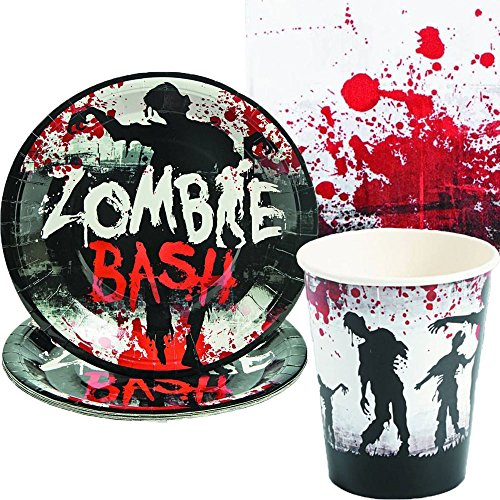 Zombie Bash Party Pack 16
