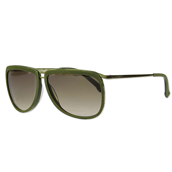 LACOSTE L127S -315 para hombre gafas de sol piloto Gafas de ...