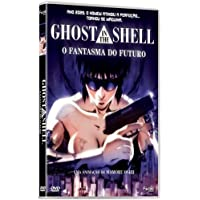 DVD - Ghost in The Shell, O Fantasma Do Futuro