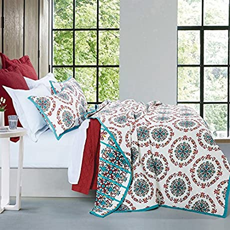 Sonora Quilt Set By HiEnd Accents