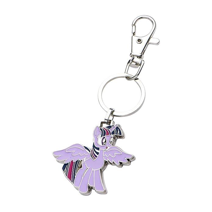 Amazon.com: my little pony Twilight Sparkle llavero de acero ...