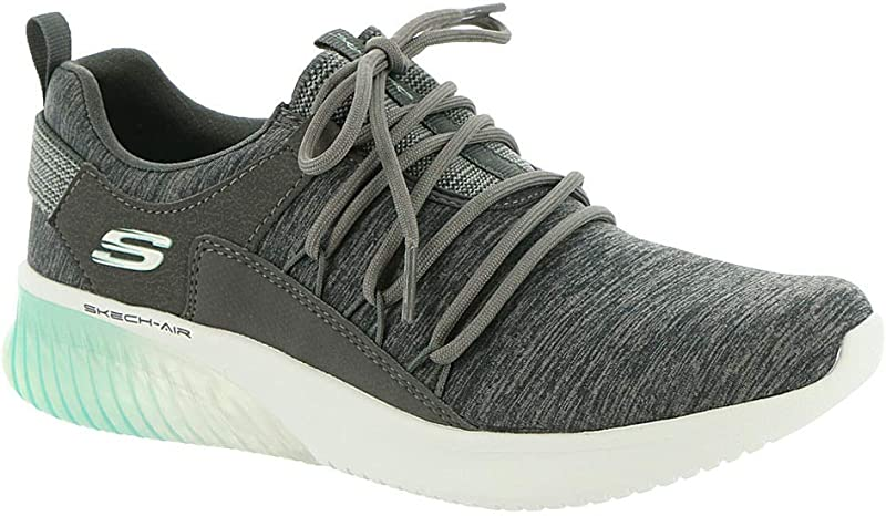 Skechers Skech Air Ultra Flex Sneakers Damen Grau Grau (Charcoal)