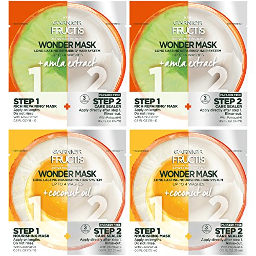 Garnier Hair Care Fructis Wonder Mask Coconut Oil & Amla Ext