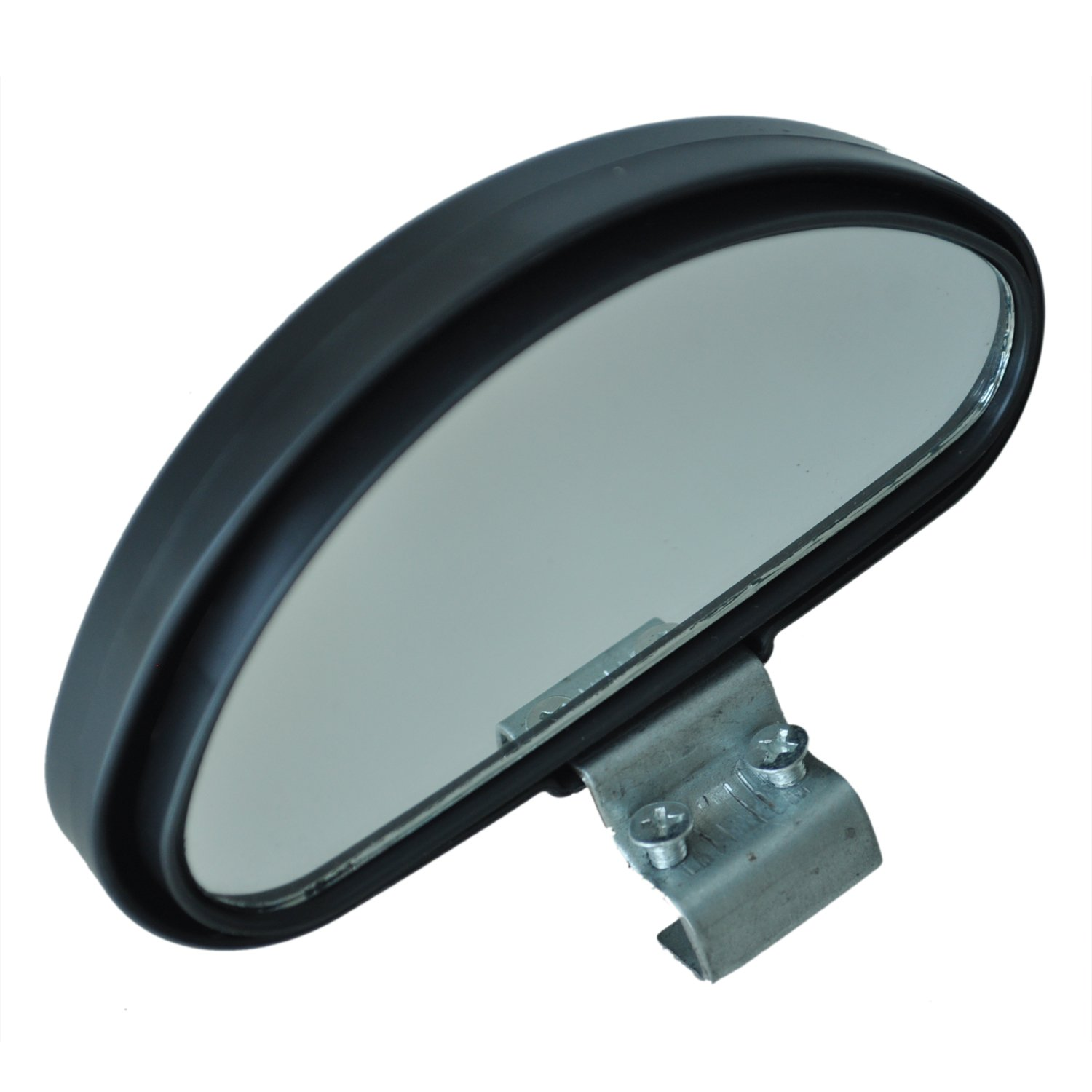 SODIAL(R) Black Plastic Casing Car Side Blindspot Blind Spot Mirror Wide Angle View LEPACA2971