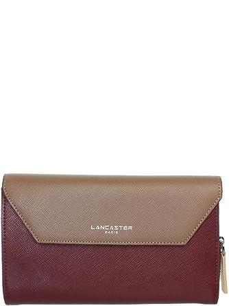 Lancaster - Compagnon Lancaster en cuir ref_lan39933-bordeaux-vc-19 12 3 0amdpCCdaO