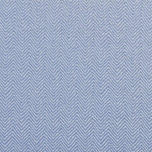 blue chevron upholstery fabric - 4