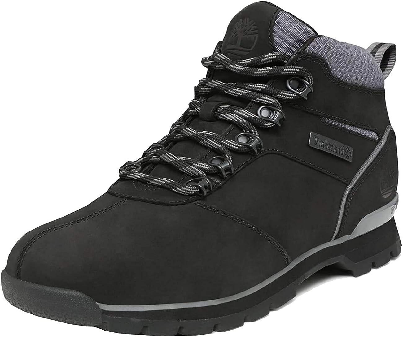 Mens Timberland Splitrock 2 Winter Walking Hiking Outdoor Ankle Boot