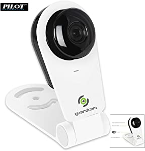 Pilot Electronics Wireless Security IP Camera, White (CL-4000)