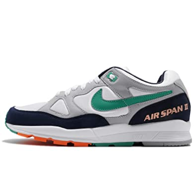 finest selection 75030 93b2b Nike - Basket Air Span 2 Ah8047-006 Blanc - Taille 44.5 - Couleur Blanc