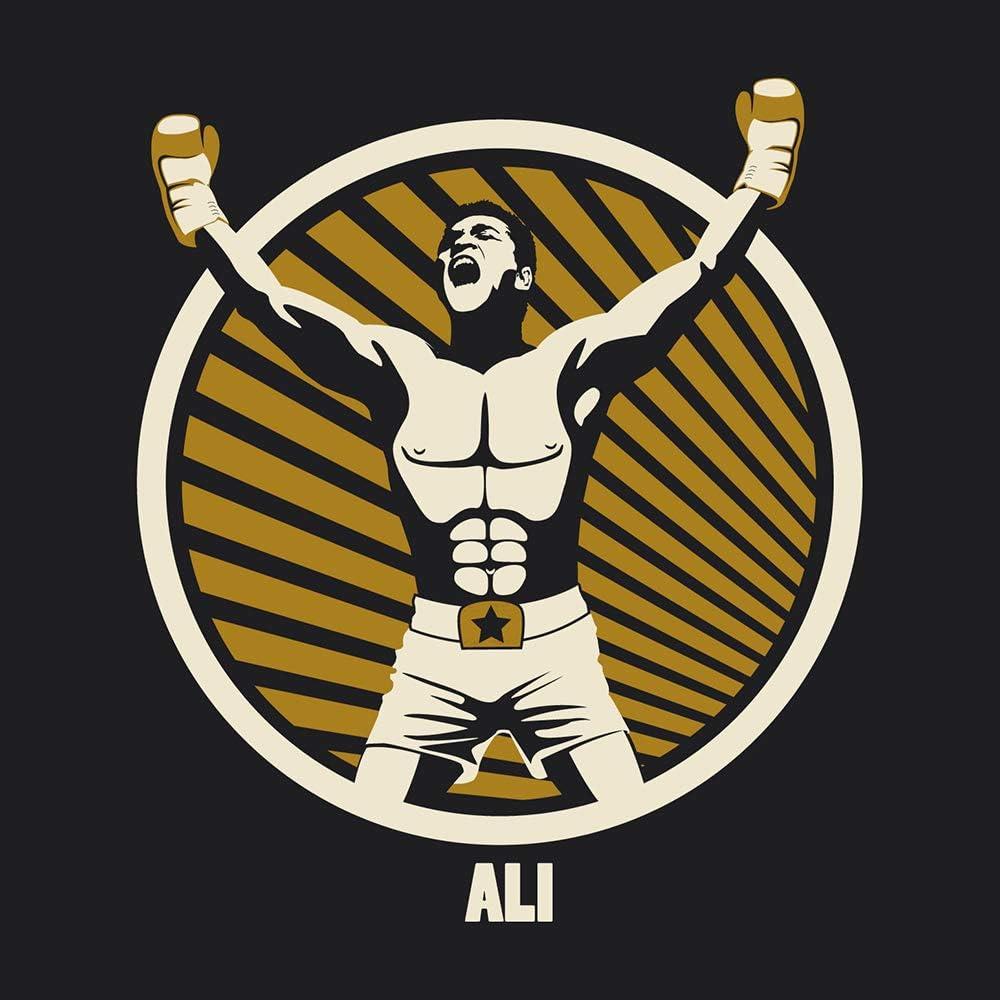 GAMBA TARONJA Ali Boxeo BEB/É Body Cassius Clay Muhammad Ali