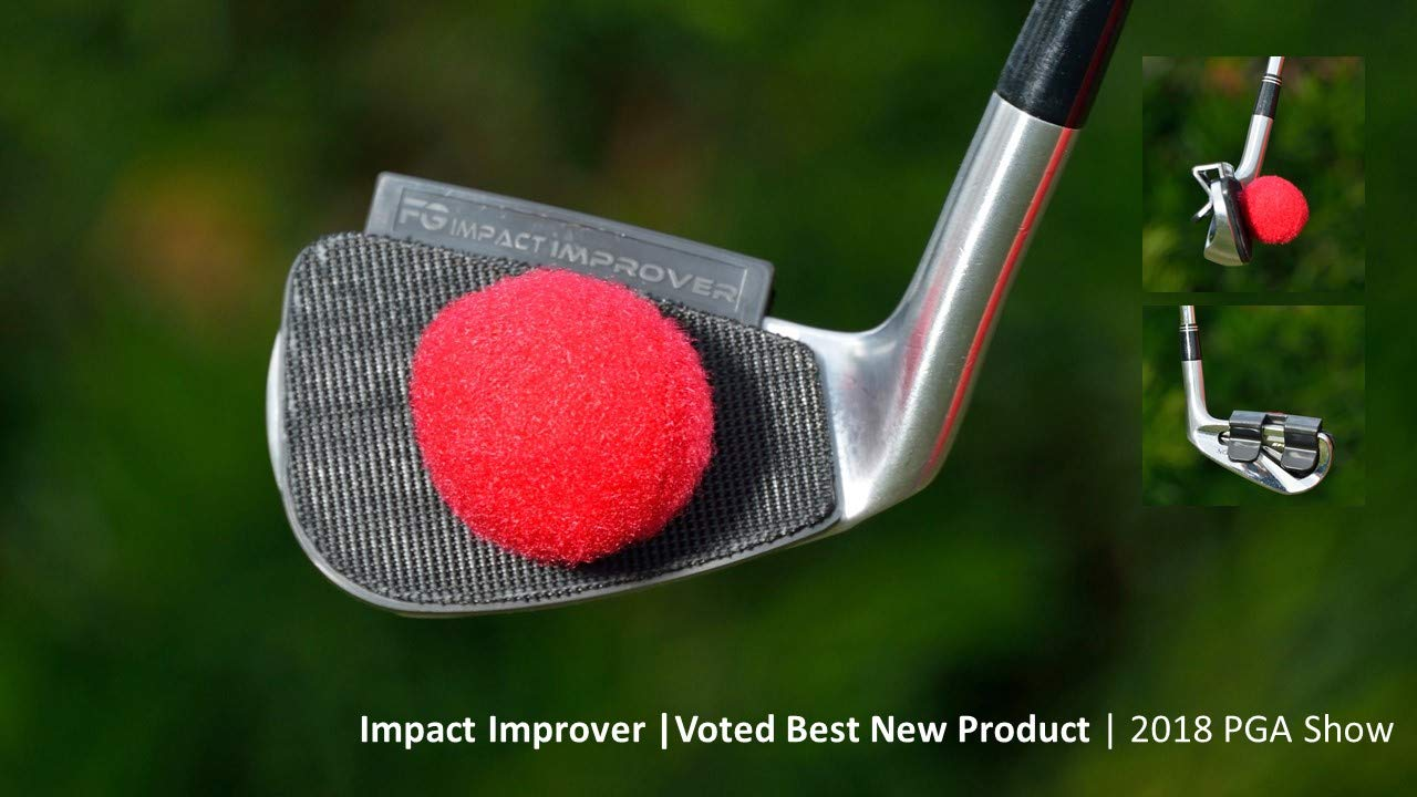 Amazon.com: Impacto cubierta acrílicos Swing de golf ayuda a ...