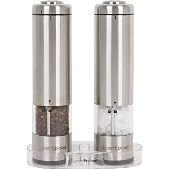 Latent Epicure JS-01 Electric Pepper Grinder