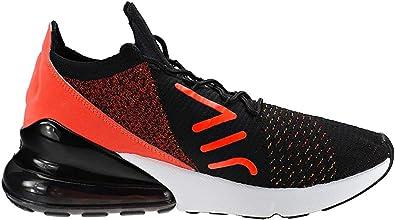 Amazon Com Nike Women S Air Max 270 Flyknit Running Shoe Shoes