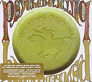 YOUNG, NEIL - PSYCHEDELIC PILL : 2CD SET