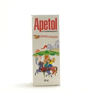 Apetol 6.09 Oz (180ml) Kids Vitamin B Complex