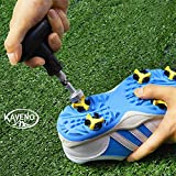 kaveno Golf Spike Wrenches Ratchet Action Shoes