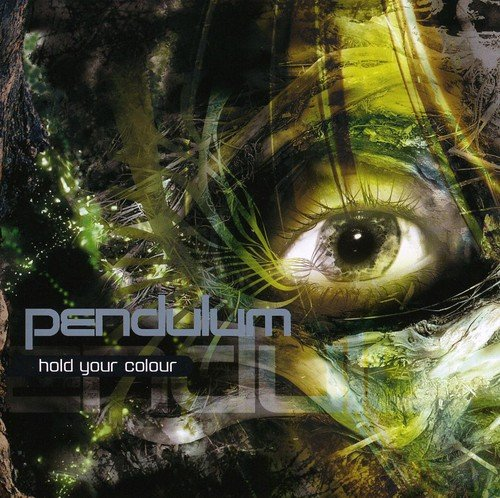 CD : Pendulum  - Hold Your Colour Reissued, Import