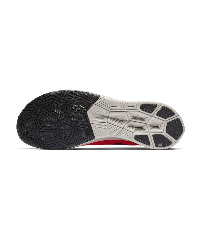 Nike Zoom Fly Flyknit Men's Running Shoe Bright Crimson/Black-Total Crimson Size 7.5 by Nike (Image #4)