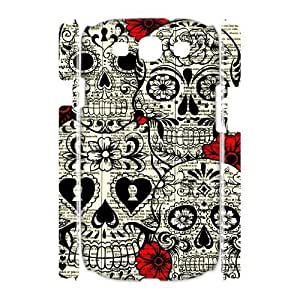 Skull Unique Design 3D Cover Case for Samsung Galaxy S3 I9300,custom cover case ygtg557600 by Maris's Diary