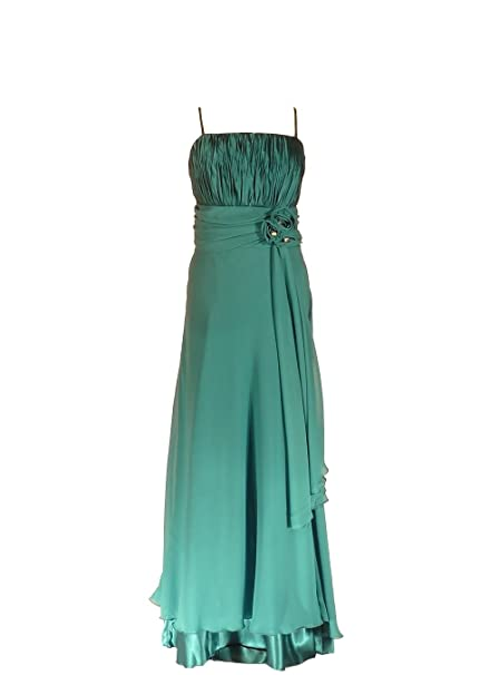 terciopelo Lebe® – Elegante gasa vestido para vestido de noche elegante largo C654 1 piezas