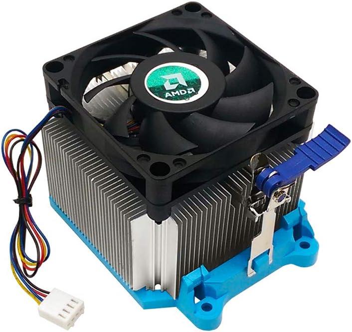 AMD AM3+ CPU Copper CORE HEATSINK Fan W/Retention Bracket 1A01UG000 PVA070E12M