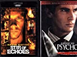 American Psycho , Stir Of Echoes : 2 Pack