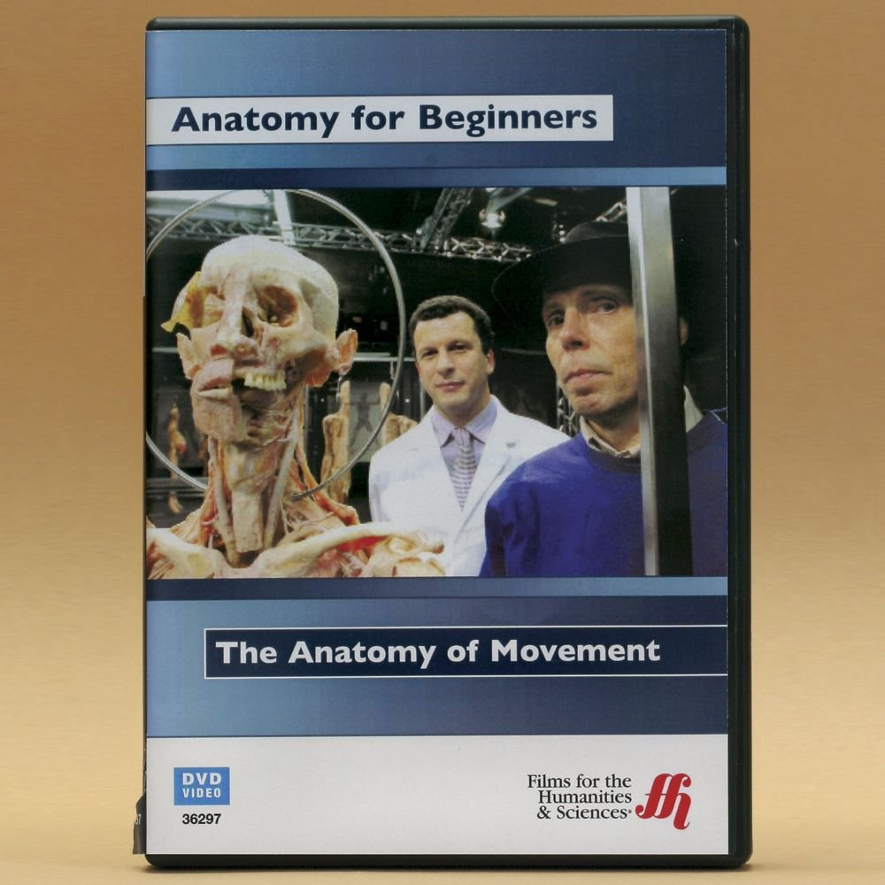 The Anatomy Of Movement Dvd Amazon Industrial Scientific