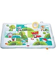Tiny Love MANTA GIGANTE Meadow Days - Manta de juegos gigante para bebés, 8 actividades para el desarrollo, desde el nacimiento, 150x100x 4 cm, multicolor