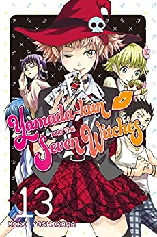 Yamada-kun and the Seven Witches Vol. 13 by [Yoshikawa, Miki]
