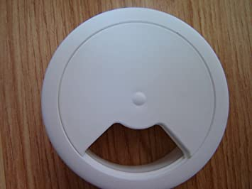 Generic O-1-O-3483-O 60 mm C Outlet Hole Ole Cov computadora Tidy ...