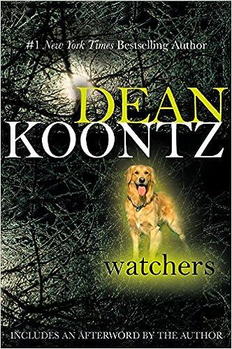 amazon watchers dean koontz horror