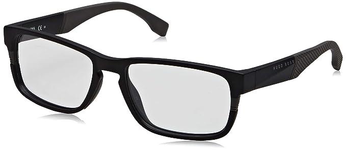 BOSS Hugo 0917 1X1 55 Gafas de Sol, Negro (Mtblack Grey ...