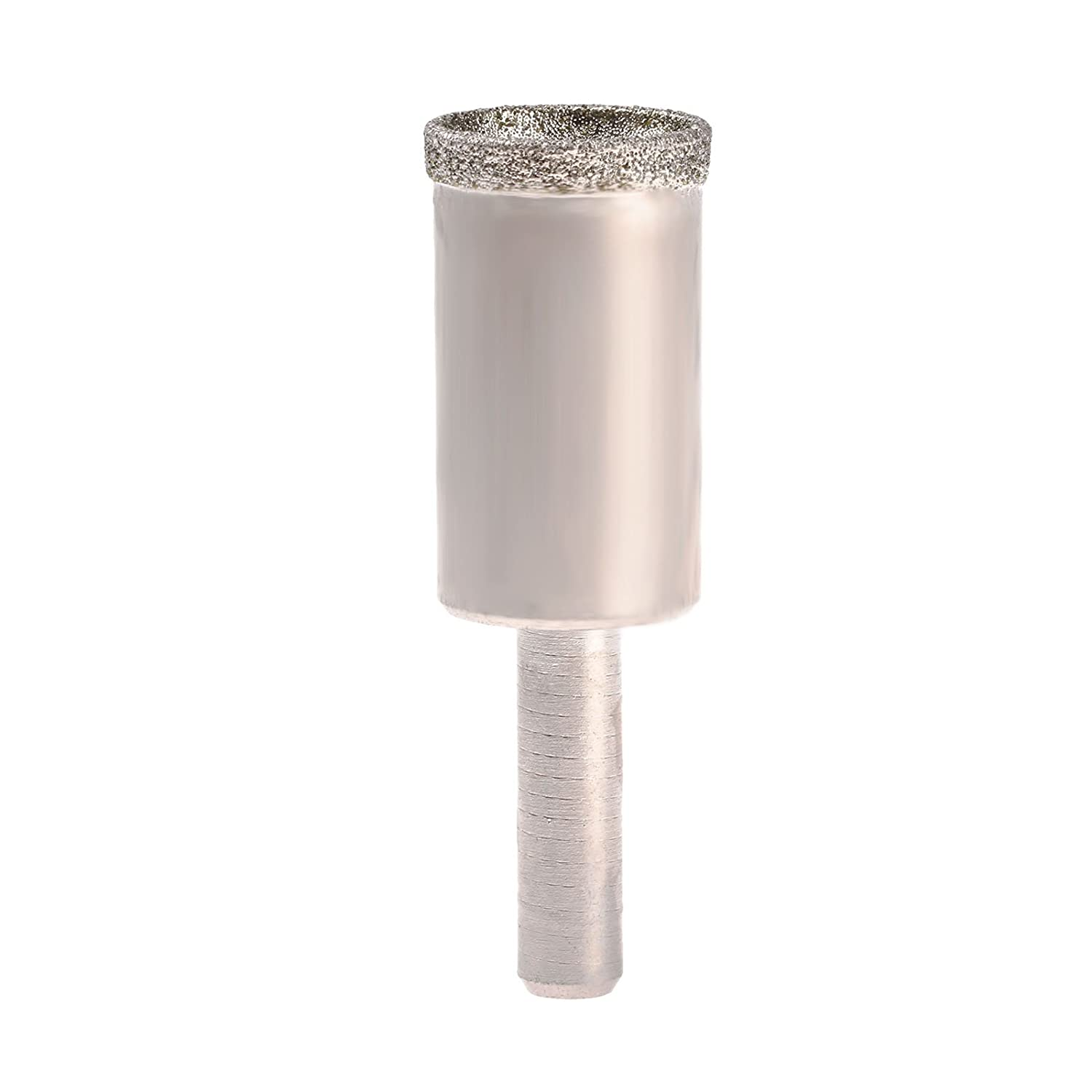 Head Diameter 15MM Spherical Concave Head Shank Coarse Sand Grinding Diamond Mounted Point Bit