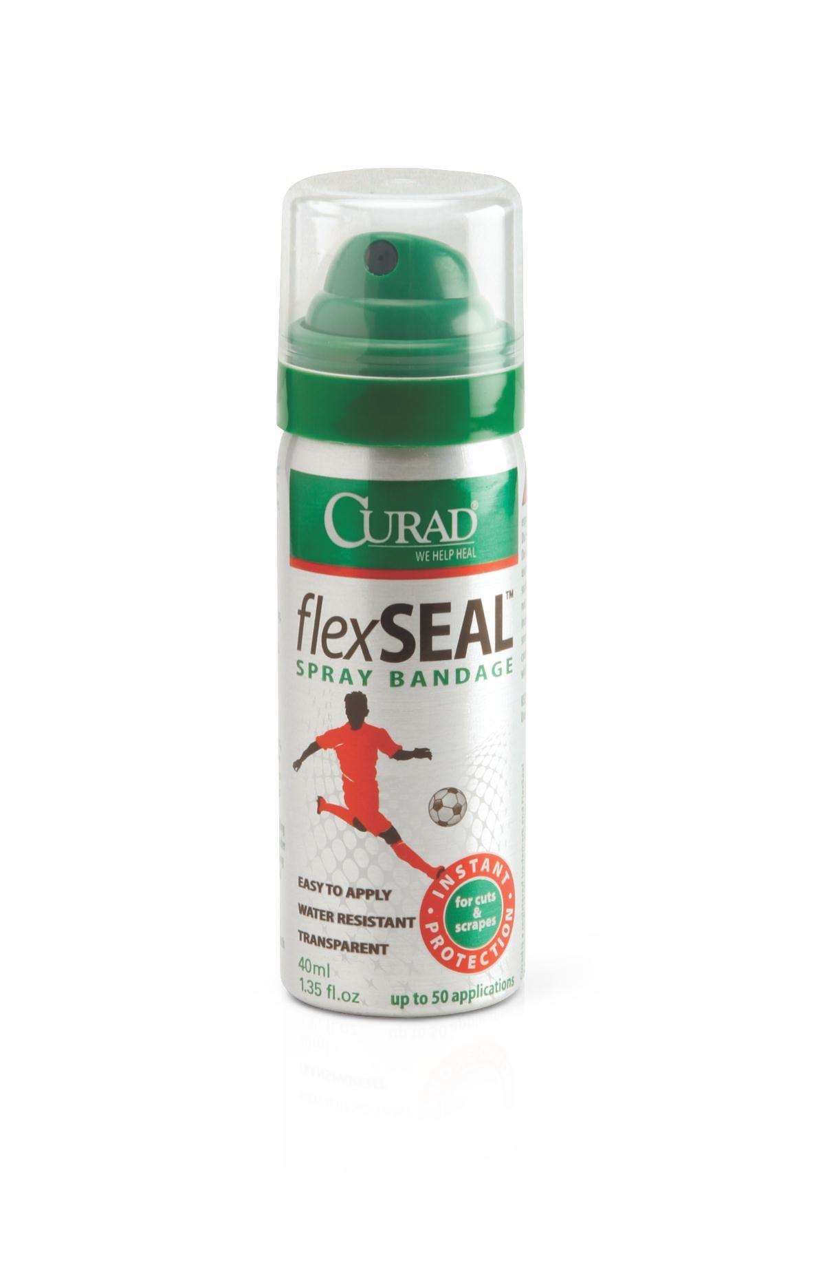 Medline CUR76124 Curad Flex Seal Bandage, 40 (Case of 24) by Medline