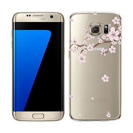 YSIMEE para Carcasa Samsung Galaxy S8,Xmas Decoración Fundas ...