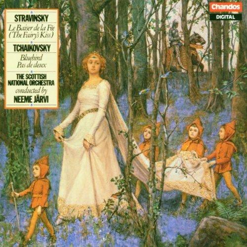 (Stravinsky: Le Baiser de la Fée (The Fairy's Kiss); Tchaikovsky: Bluebird Pas de deux)