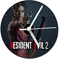 MasTazas Resident Evil 2 Claire Redfield Reloj CD
