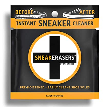 85bcfda5028d6 Amazon.com  SneakERASERS Instant Sole and Sneaker Cleaner Pre ...
