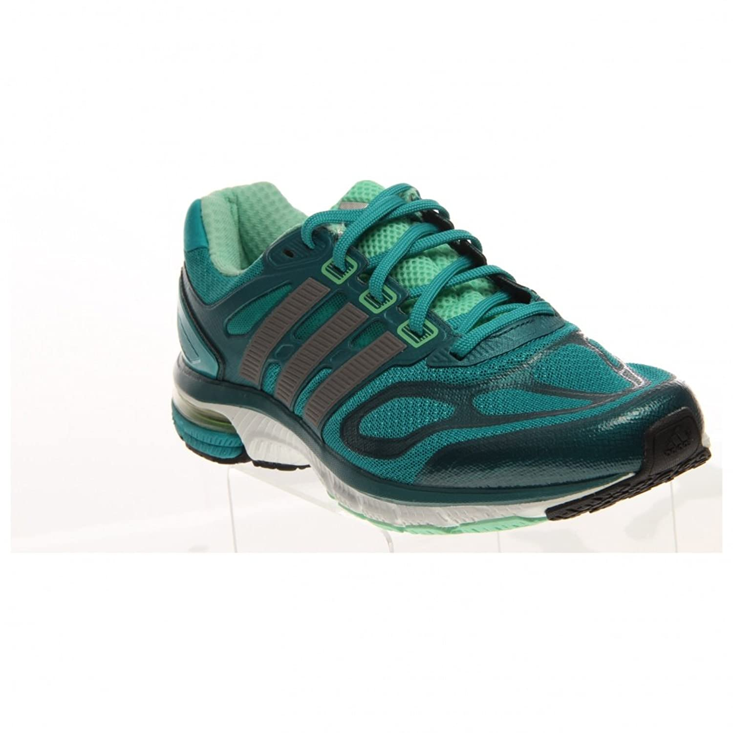 249b2be33 hot sale Adidas Supernova Sequence 6 Neo Iron Womens Running Shoes ...