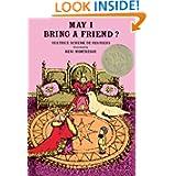 May I Bring A Friend? (Turtleback School & Library Binding Edition)