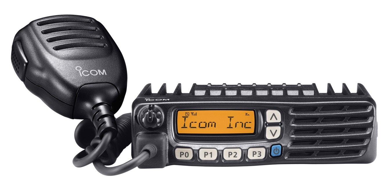 Icom IC-F5021 VHF 136-174MHz 50W 128 CHANNELS Mobile Radio by Icom America (Image #1)