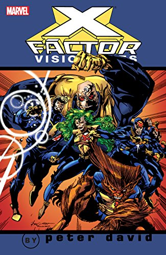 X-Factor Visionaries by Peter David Vol. 1 (X-Factor, used for sale  Delivered anywhere in USA